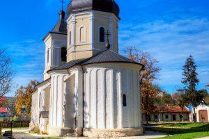 Thumbnail for Capriana Monastery