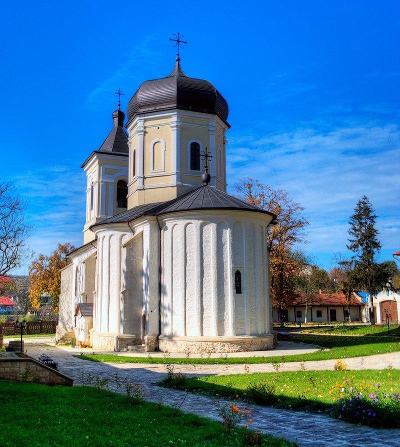 Thumbnail for Mănăstirea Căpriana